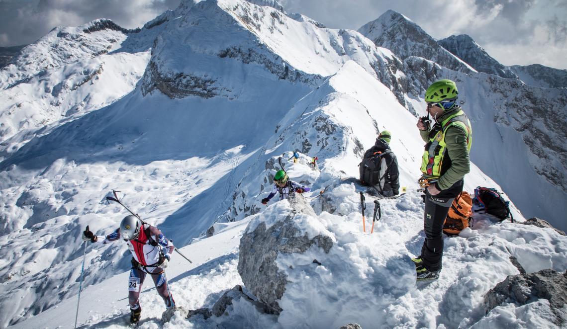 SALAT SKI RAID 2018 CHIES D'ALPAGO (BL