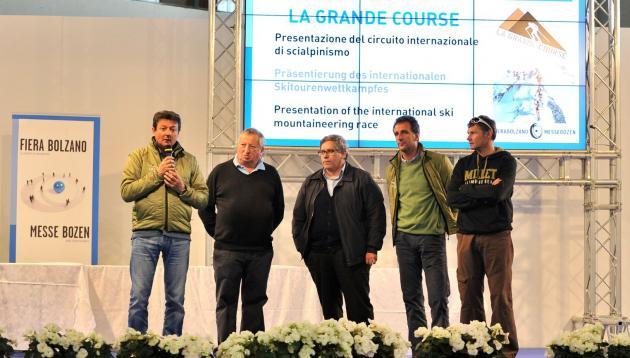 Organizzatori Circuito Grande Course